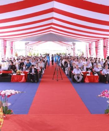 Tổ chức lễ khánh thành chuyên nghiệp tại Phú Quốc